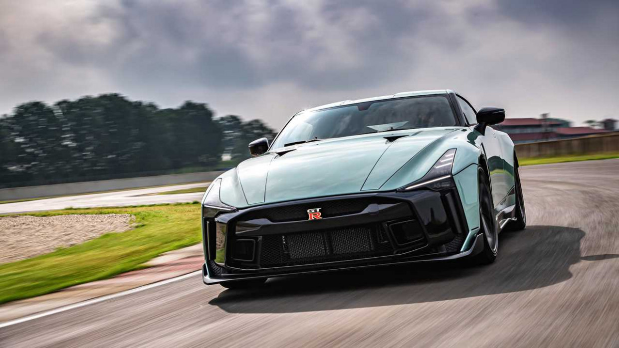 Concept and Review 2022 Nissan Gt R