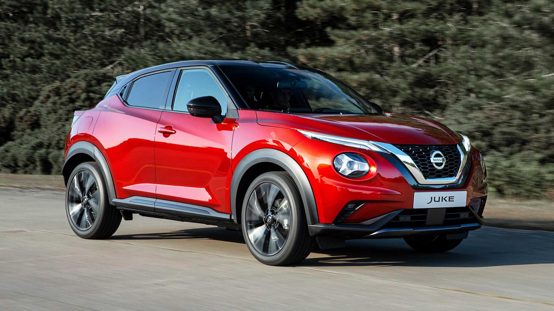 Picture 2022 Nissan Juke