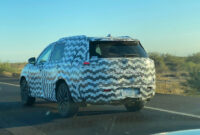 Concept 2022 Nissan Pathfinder Hybrid