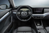 exterior and interior 2022 skoda octavias