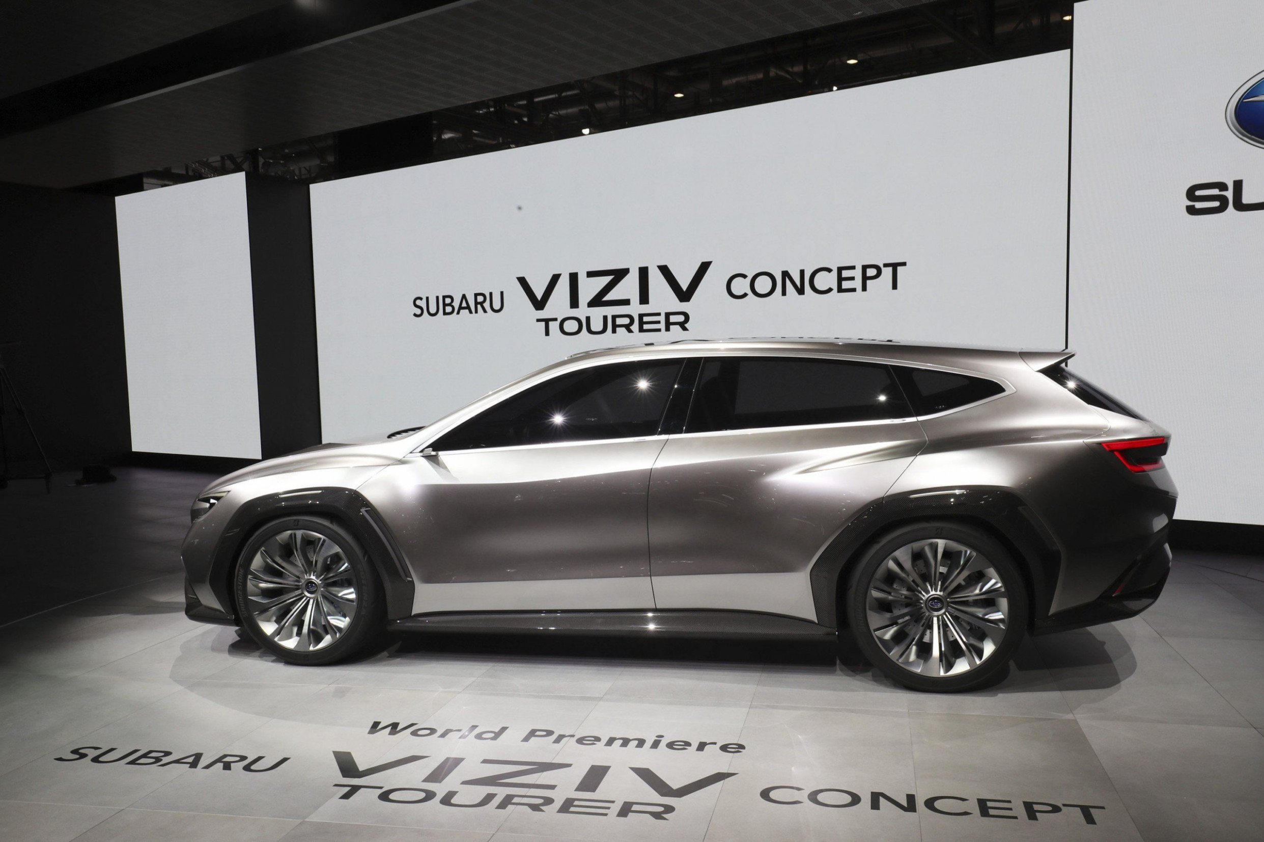 Exterior 2022 Subaru Forester Release Date