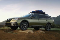 exterior and interior 2022 subaru outback price