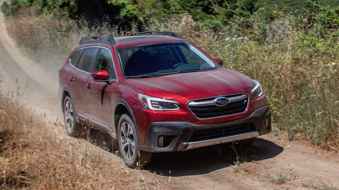 History 2022 Subaru Outback Turbo Hybrid