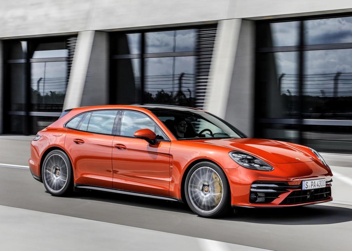 Specs 2022 The Porsche Panamera