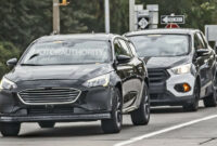 exterior and interior 2022 the spy shots ford fusion