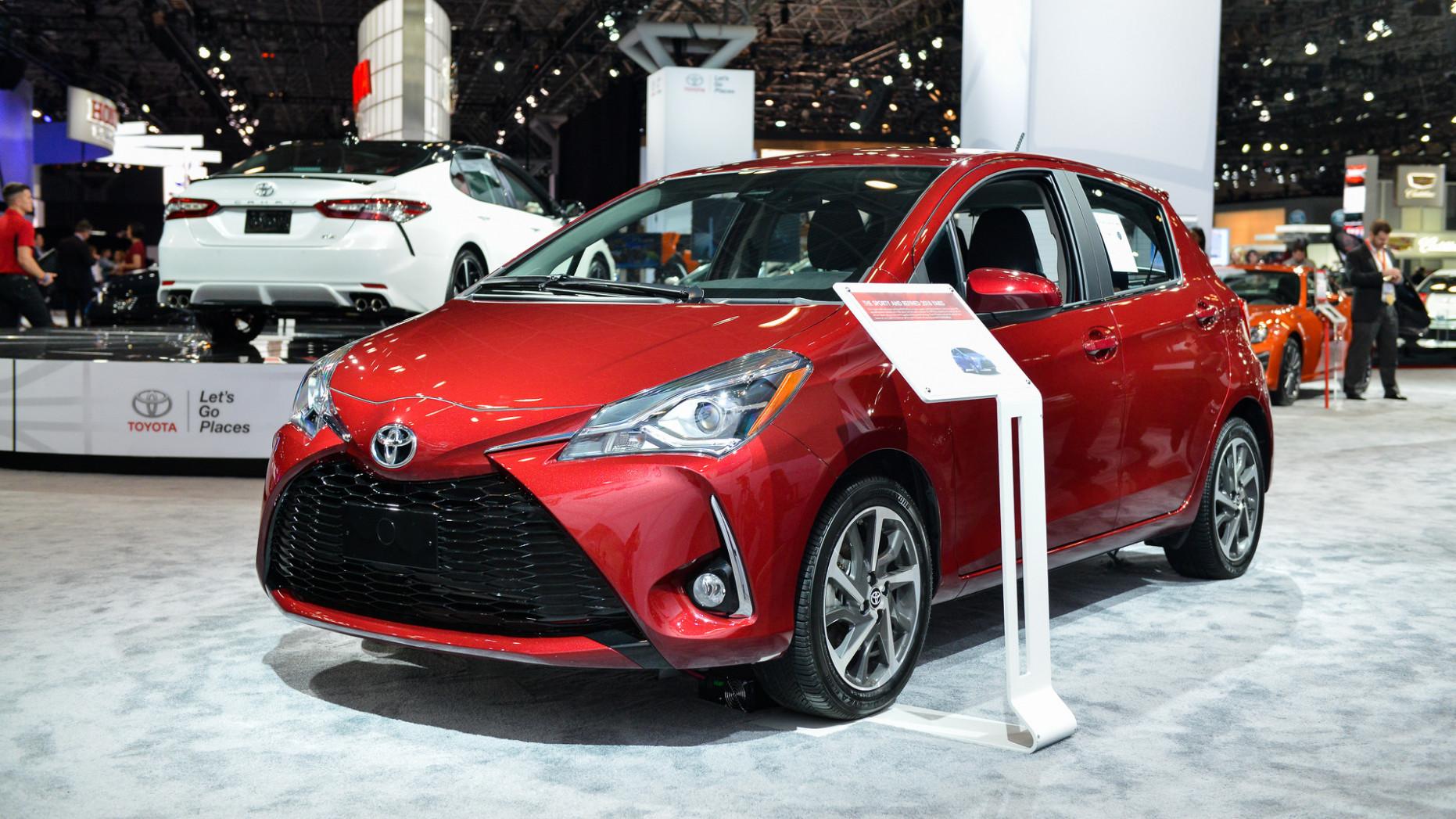 Release 2022 Toyota Yaris