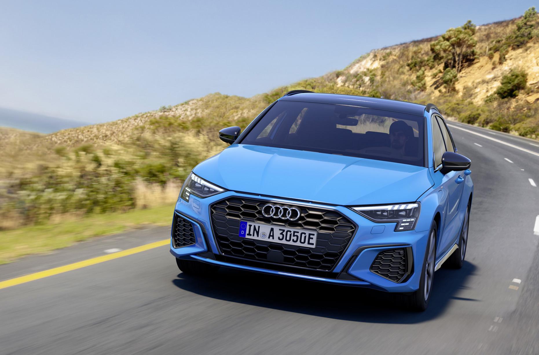 Exterior Audi Plug In Hybrid 2022