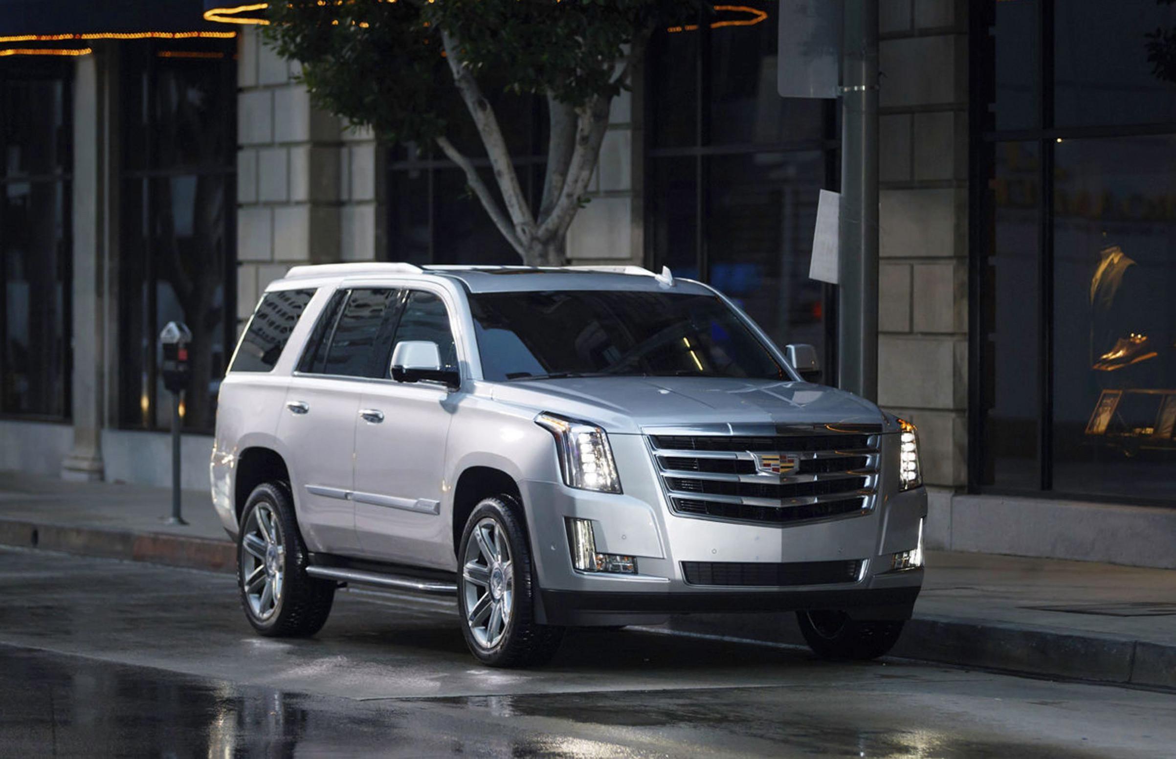 Spy Shoot Build 2022 Cadillac Escalade