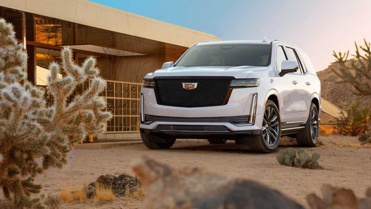 Photos Cadillac Escalade 2022 Release Date