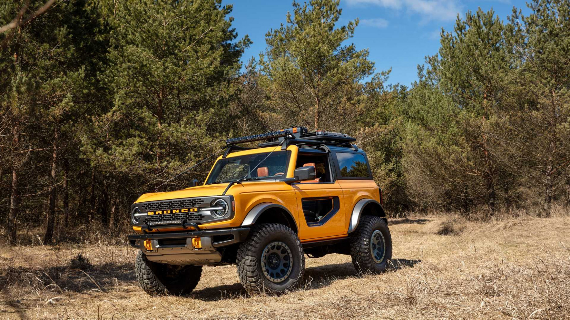 Price and Release date Ford Bronco 2022 Uk