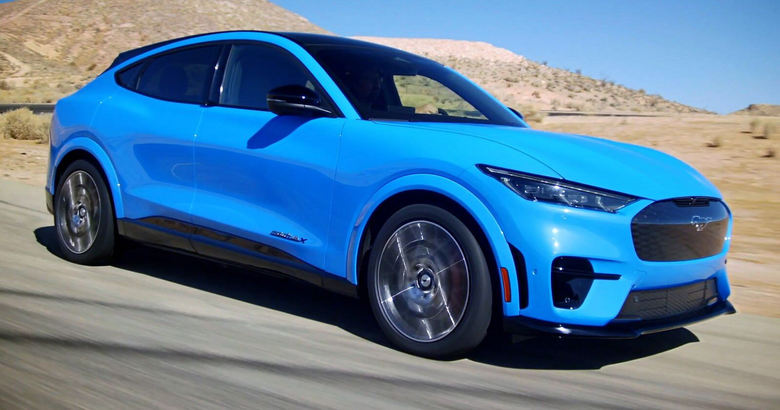 Redesign Ford Mustang Suv 2022