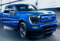 exterior and interior ford pickup 2022