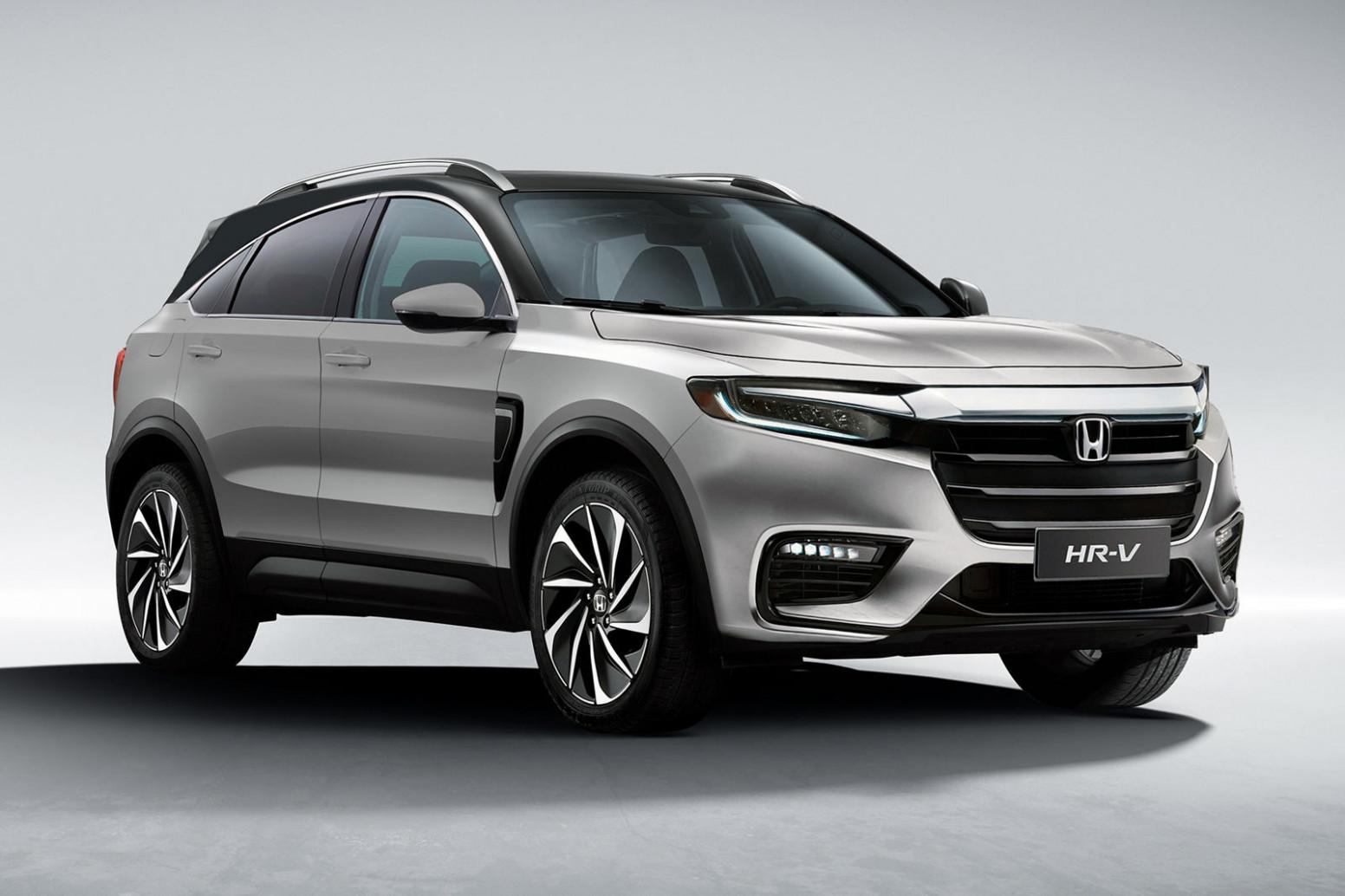 First Drive Honda Hrv 2022 Redesign