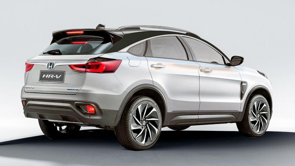 Reviews Honda Hrv 2022 Redesign