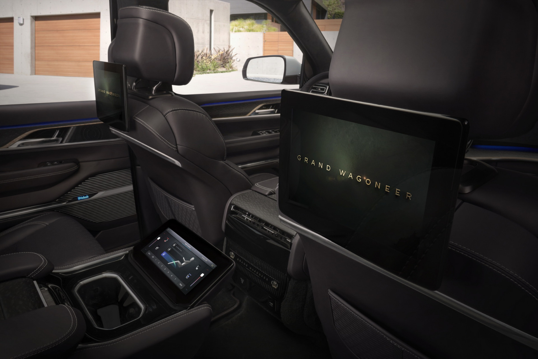 Speed Test Jeep Truck 2022 Interior