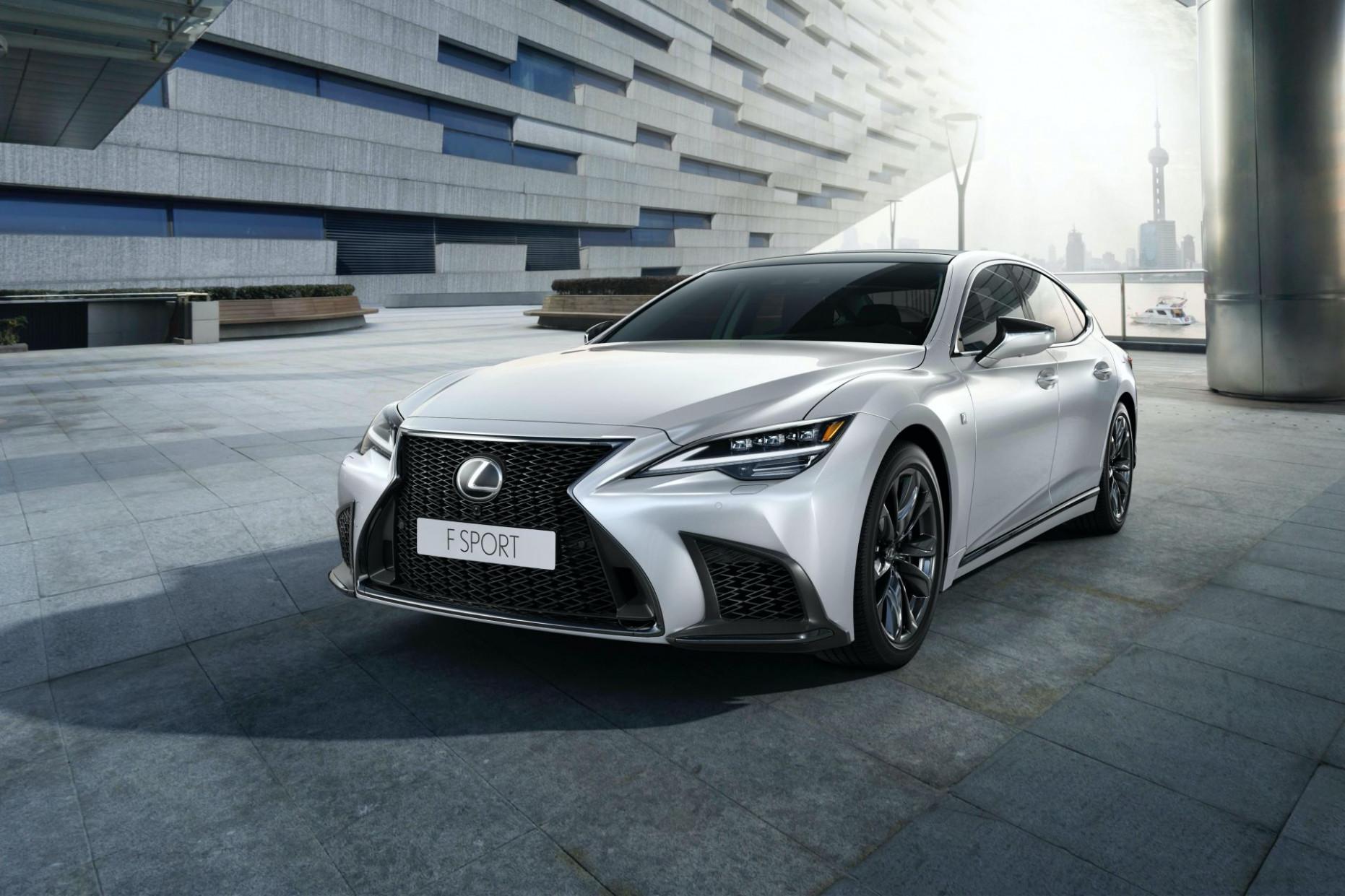 Picture Lexus Rx 2022 Facelift