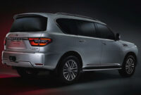 exterior and interior nissan patrol facelift 2022
