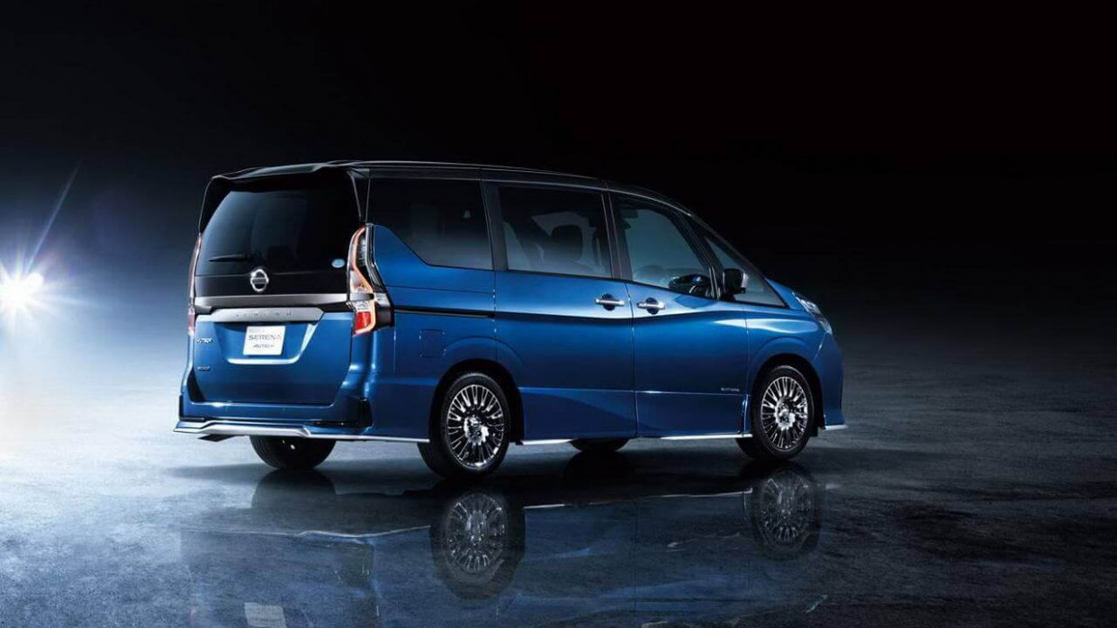 Review and Release date Nissan Serena 2022