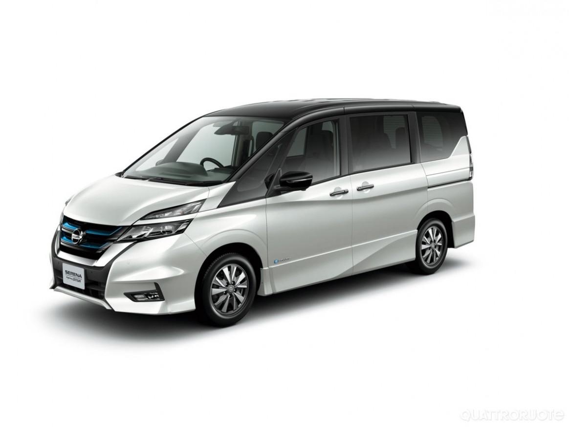 Images Nissan Serena 2022