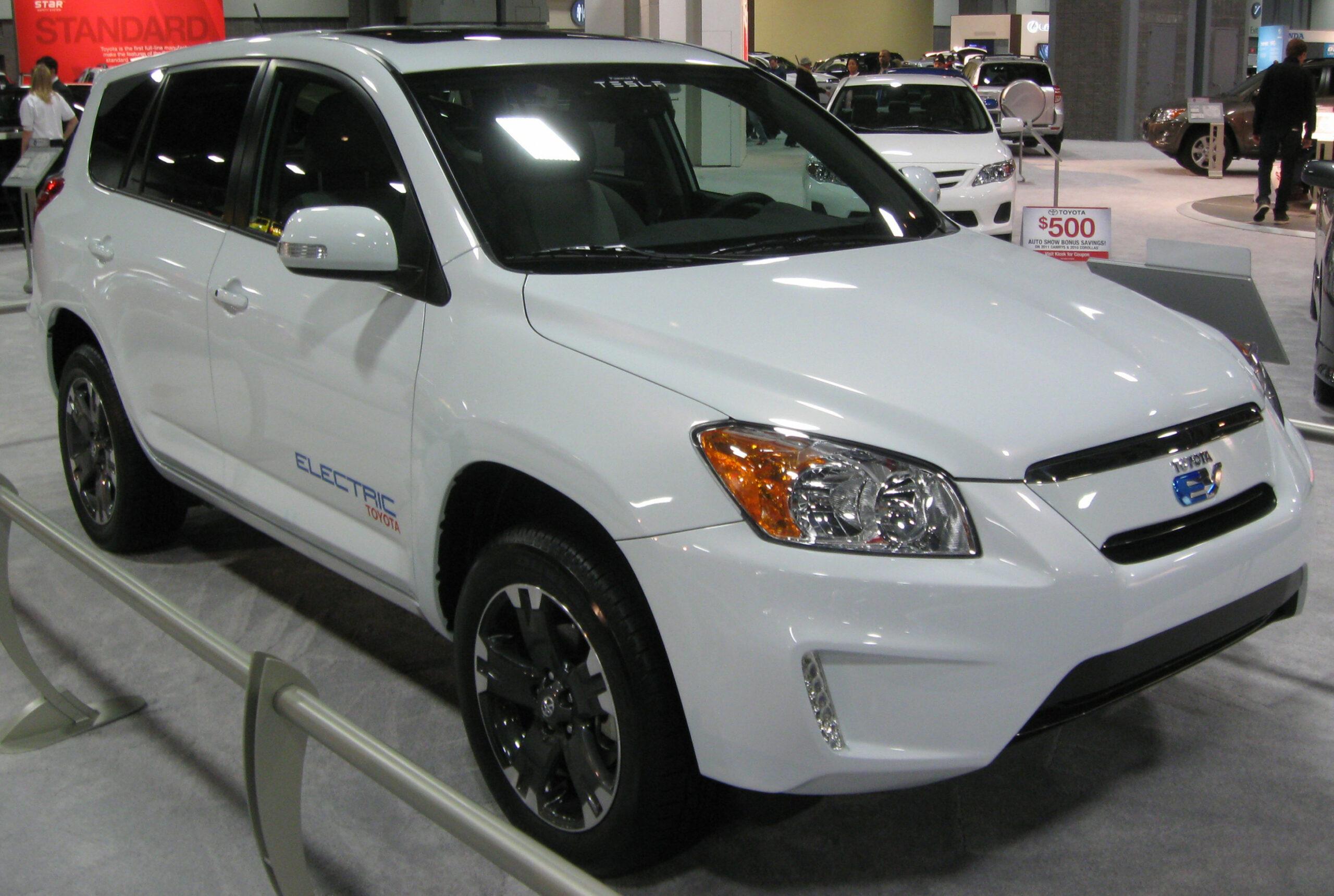 Spy Shoot Toyota Rav4 2022 Release Date