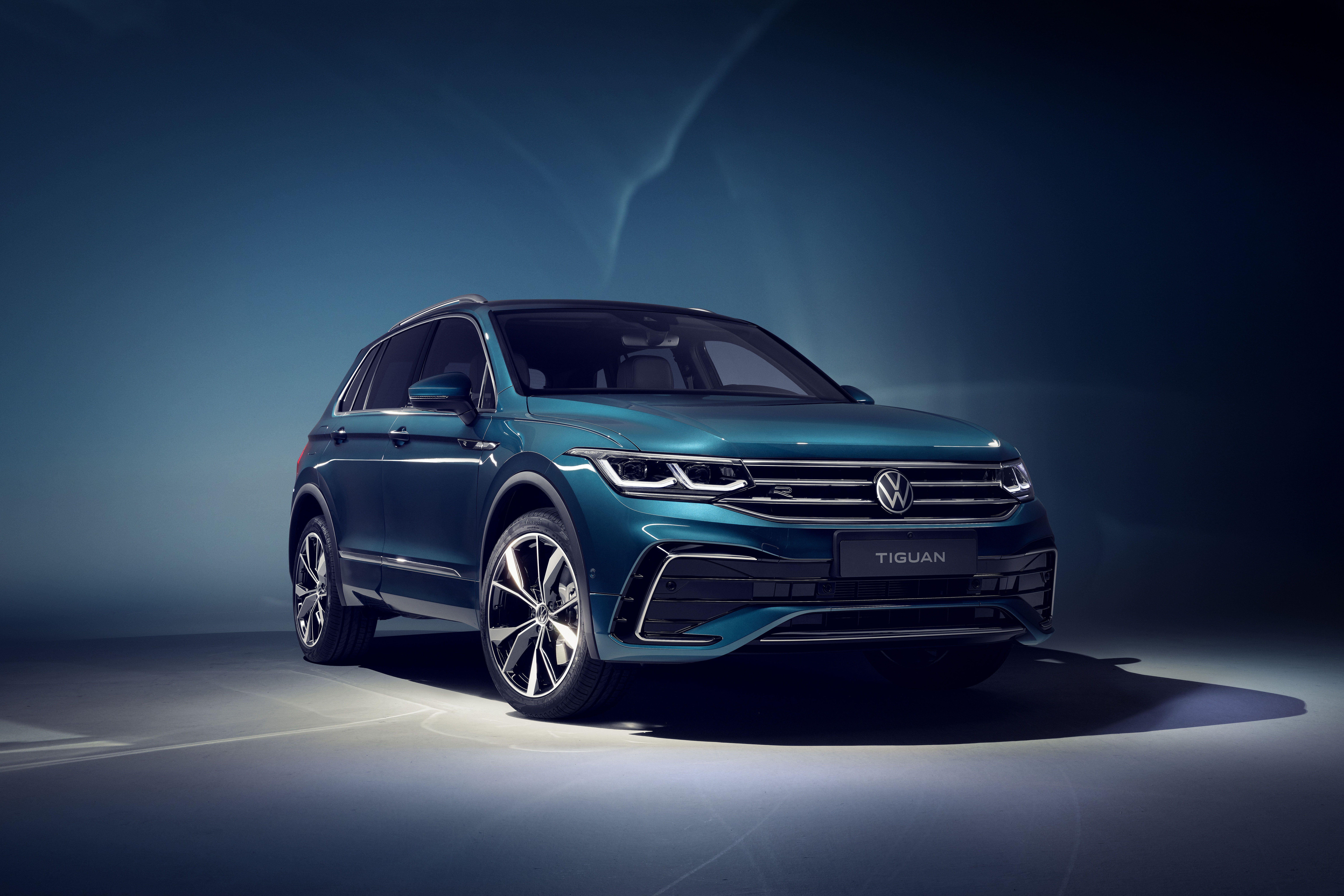 First Drive Volkswagen New Suv 2022