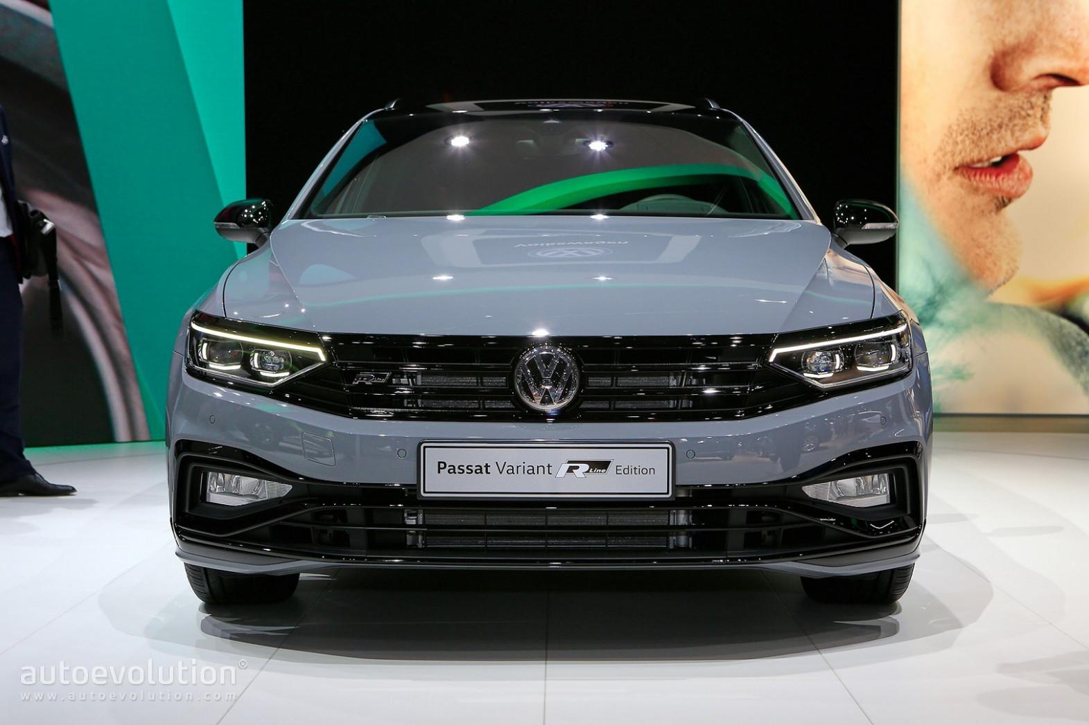 Release Date Volkswagen Passat 2022 Europe