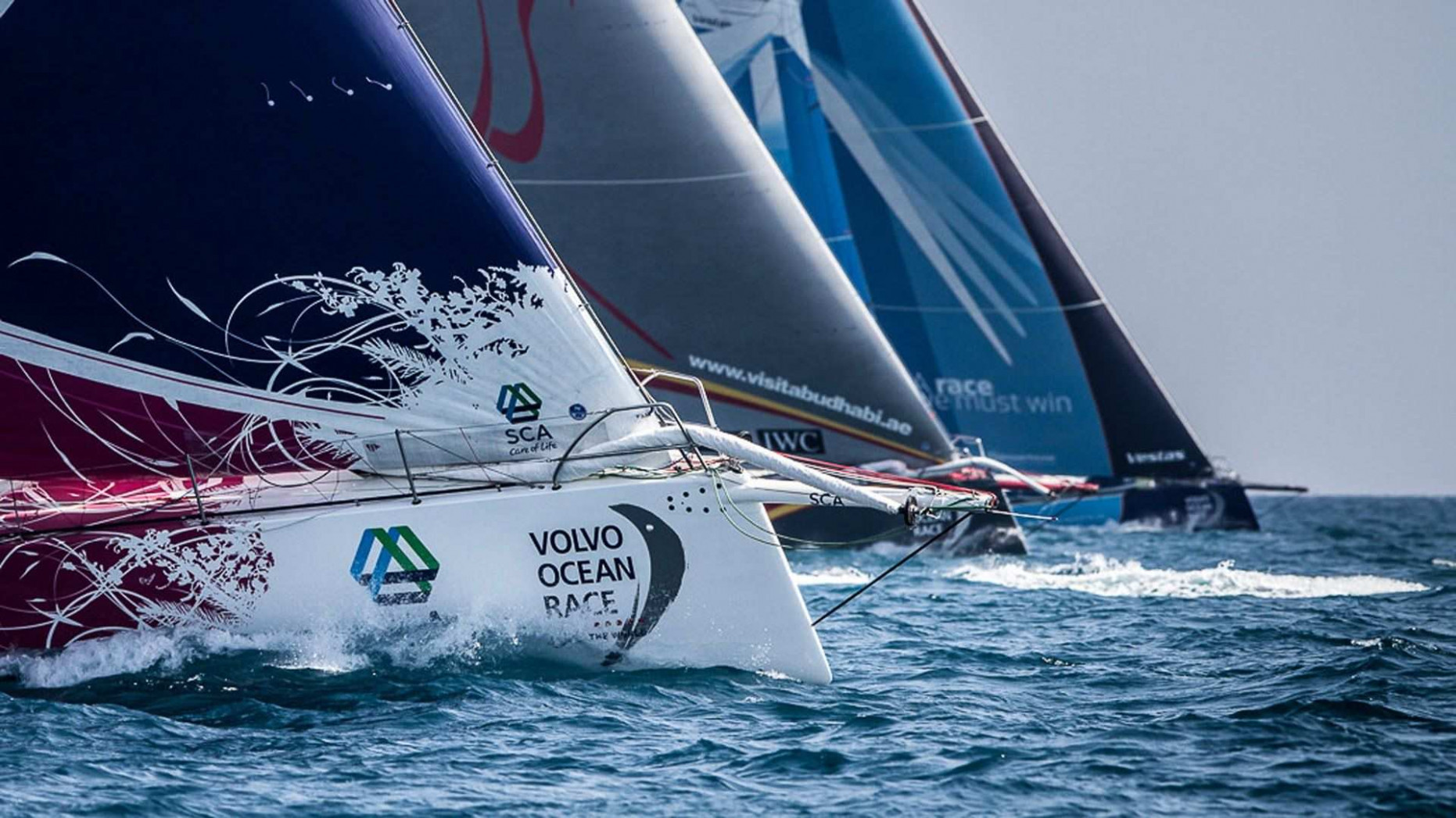 Release Volvo Ocean Race Galway 2022
