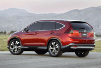 exterior and interior when will 2022 honda crv be released