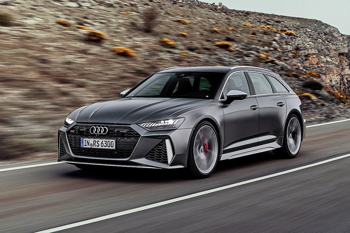 Model Audi A4 Allroad 2022