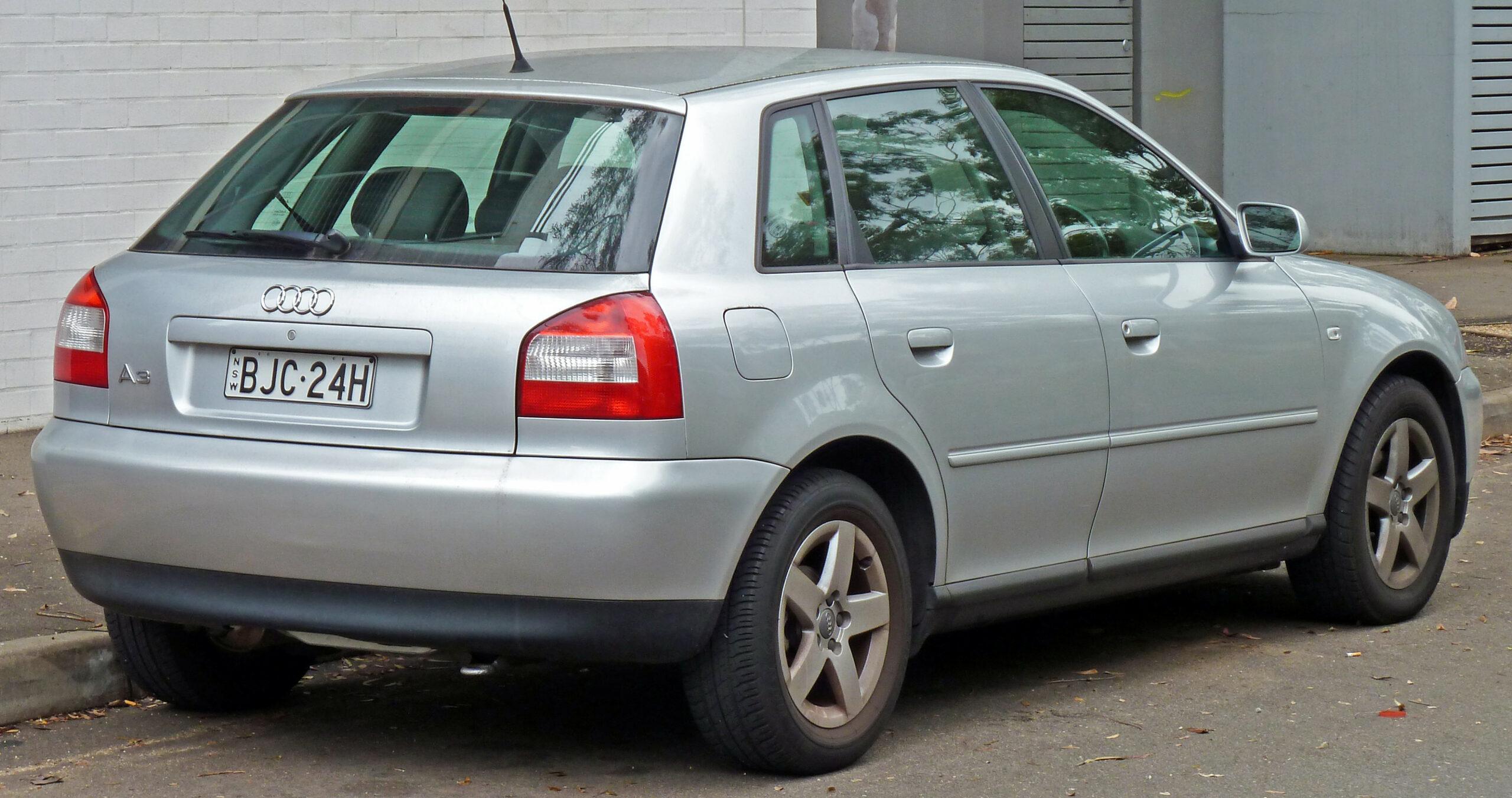 Spesification Audi Hatchback 2022
