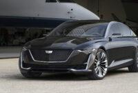 exterior cadillac sedans 2022