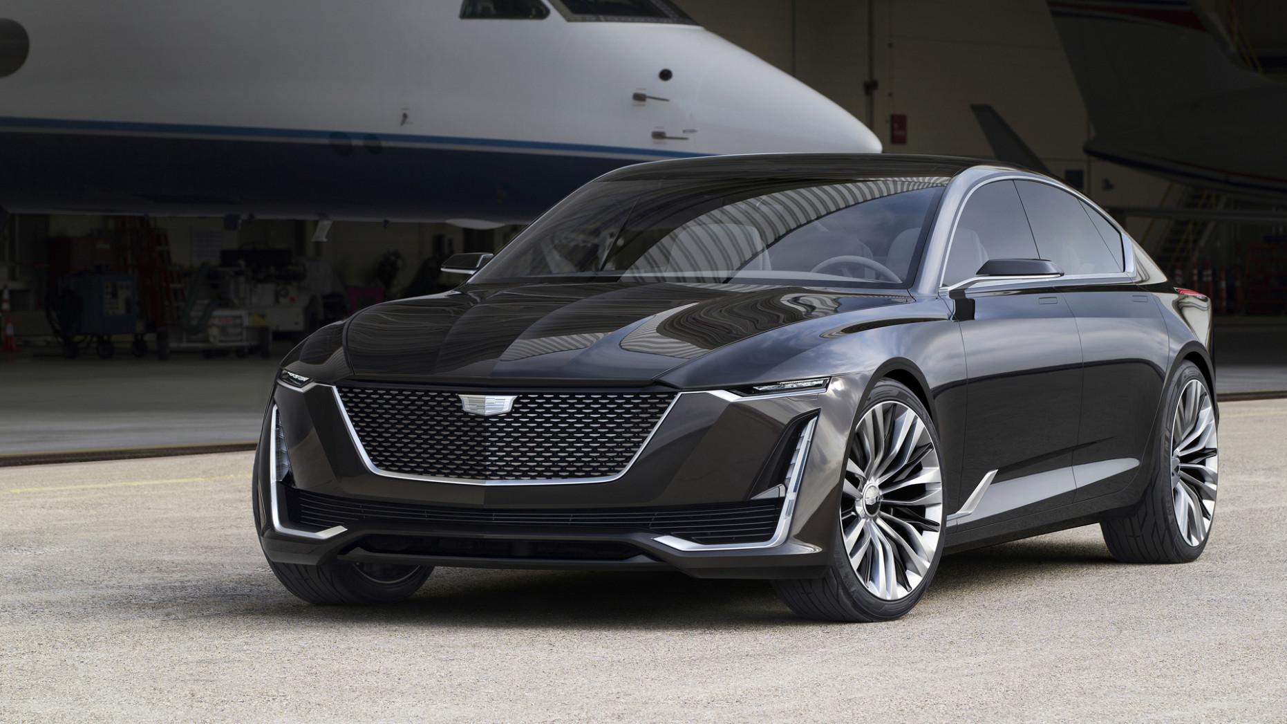 Photos Cadillac Sedans 2022