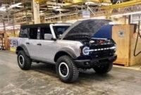 exterior ford bronco 2022 uk