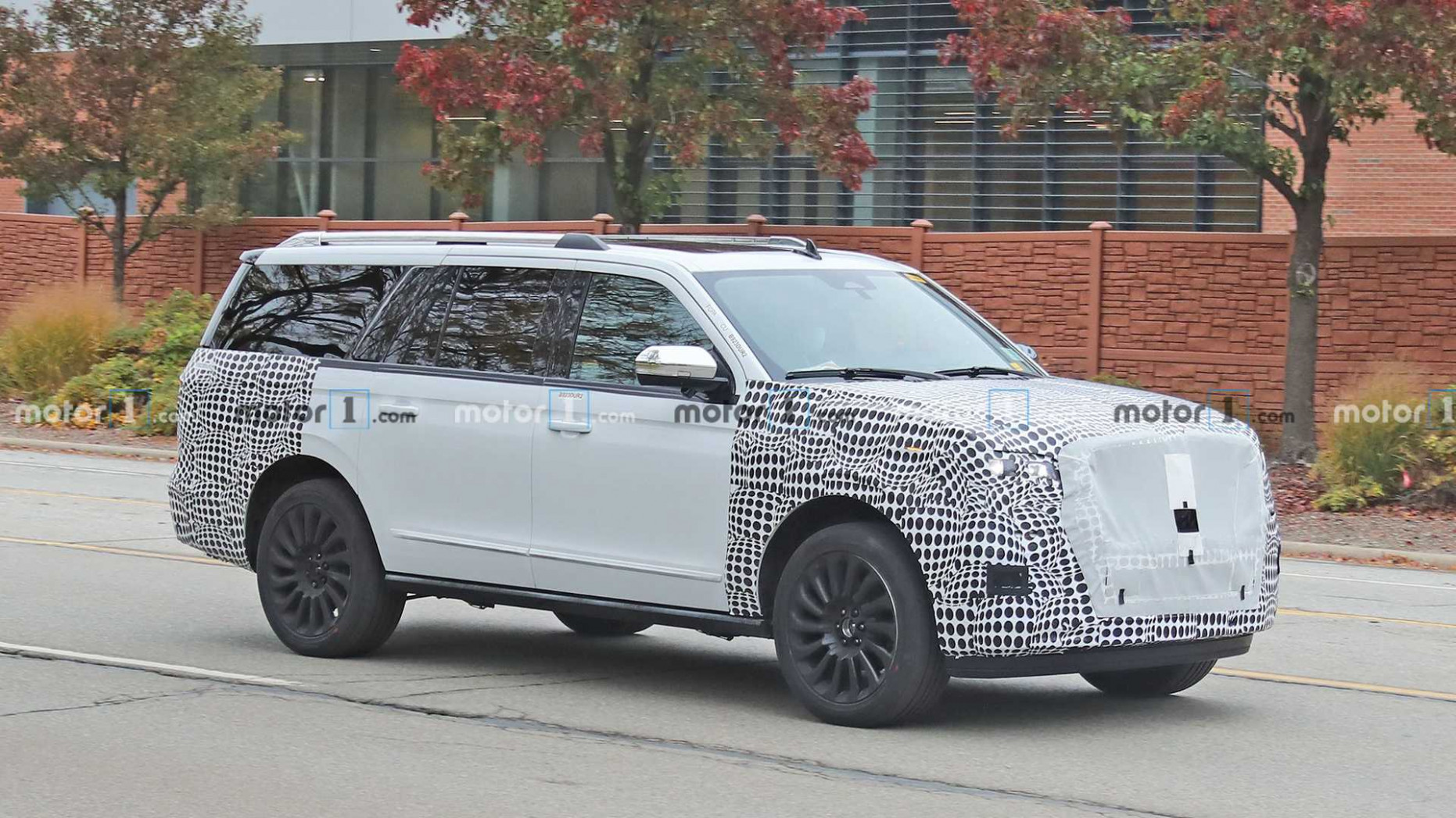 Configurations Ford Lincoln Navigator 2022