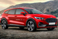 exterior ford mustang suv 2022