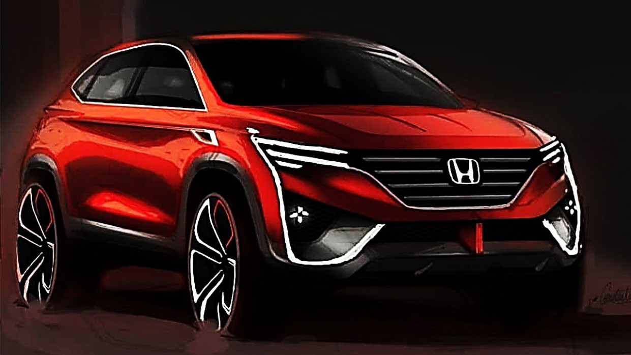 Performance and New Engine Honda Hrv 2022 Redesign