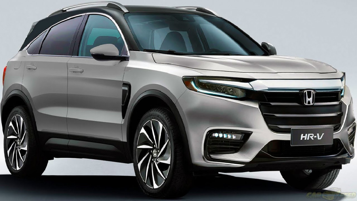 New Concept Honda Vezel 2022 Model