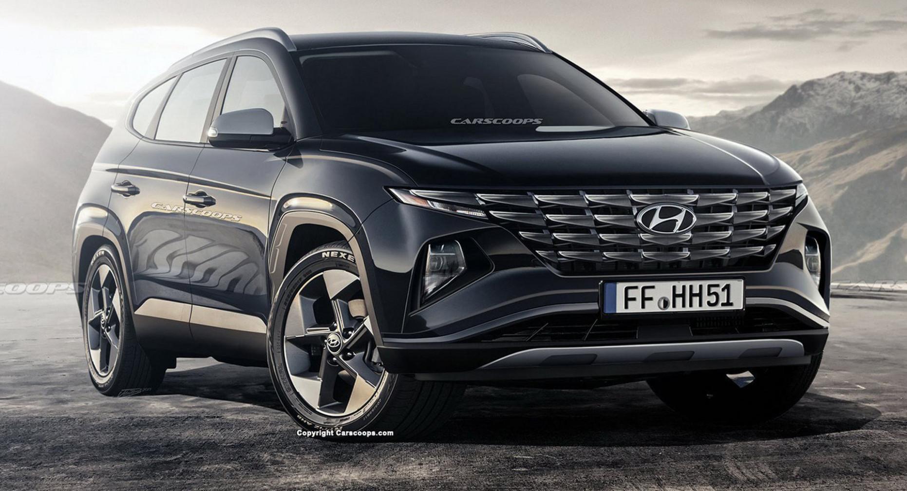 Reviews Hyundai Tucson N Line 2022