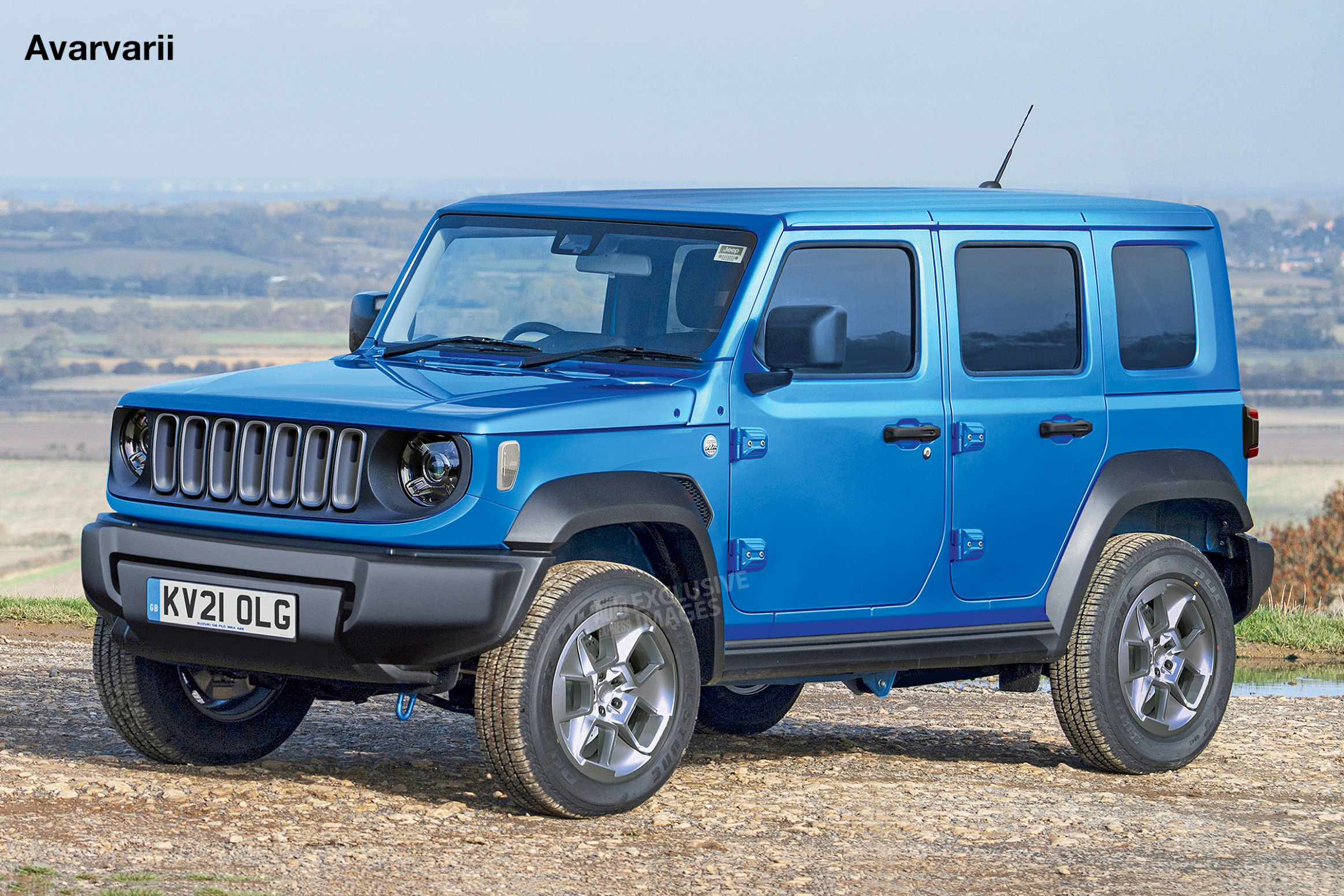 Release Date Jeep Electric 2022