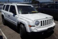exterior jeep patriot 2022