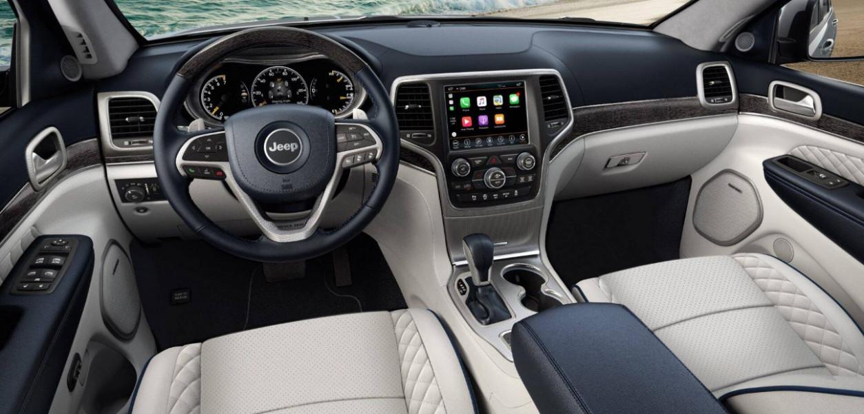 Concept Jeep Truck 2022 Interior