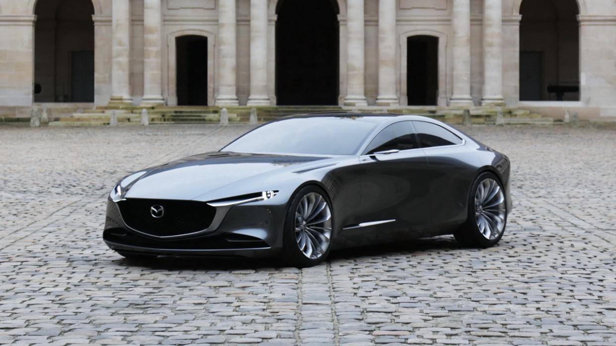 New Concept Mazda 6 2022 Interior