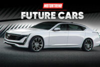 exterior new cadillac sedans for 2022