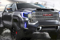exterior new gmc sierra 2022