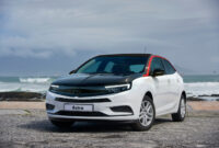 exterior new opel astra 2022