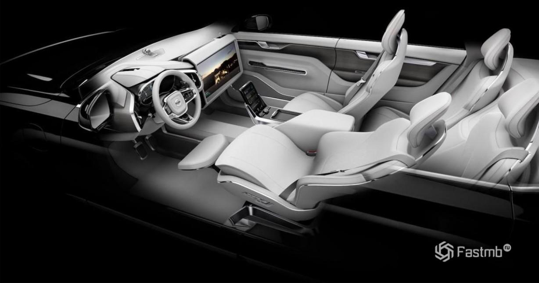 Style Volvo Xc90 2022