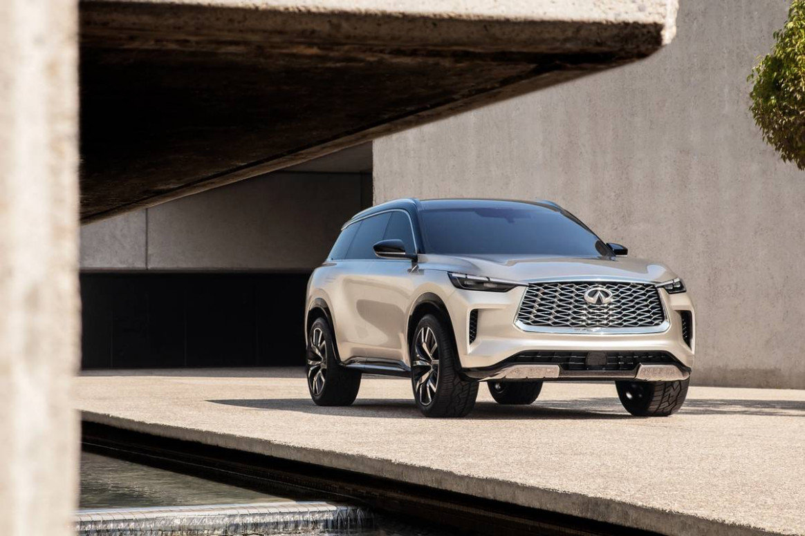 Redesign and Review When Does The 2022 Infiniti Qx60 Come Out
