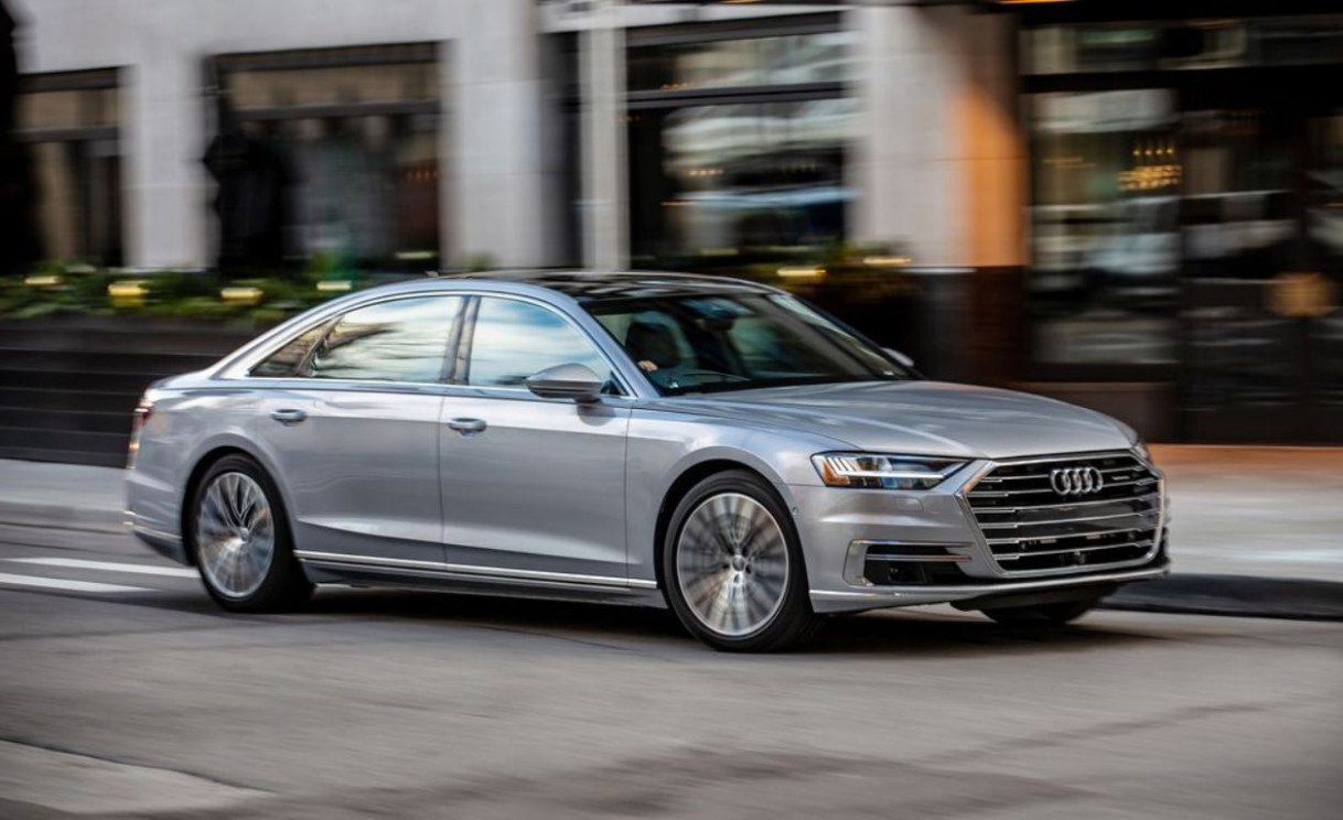 New Model and Performance 2022 Audi A8