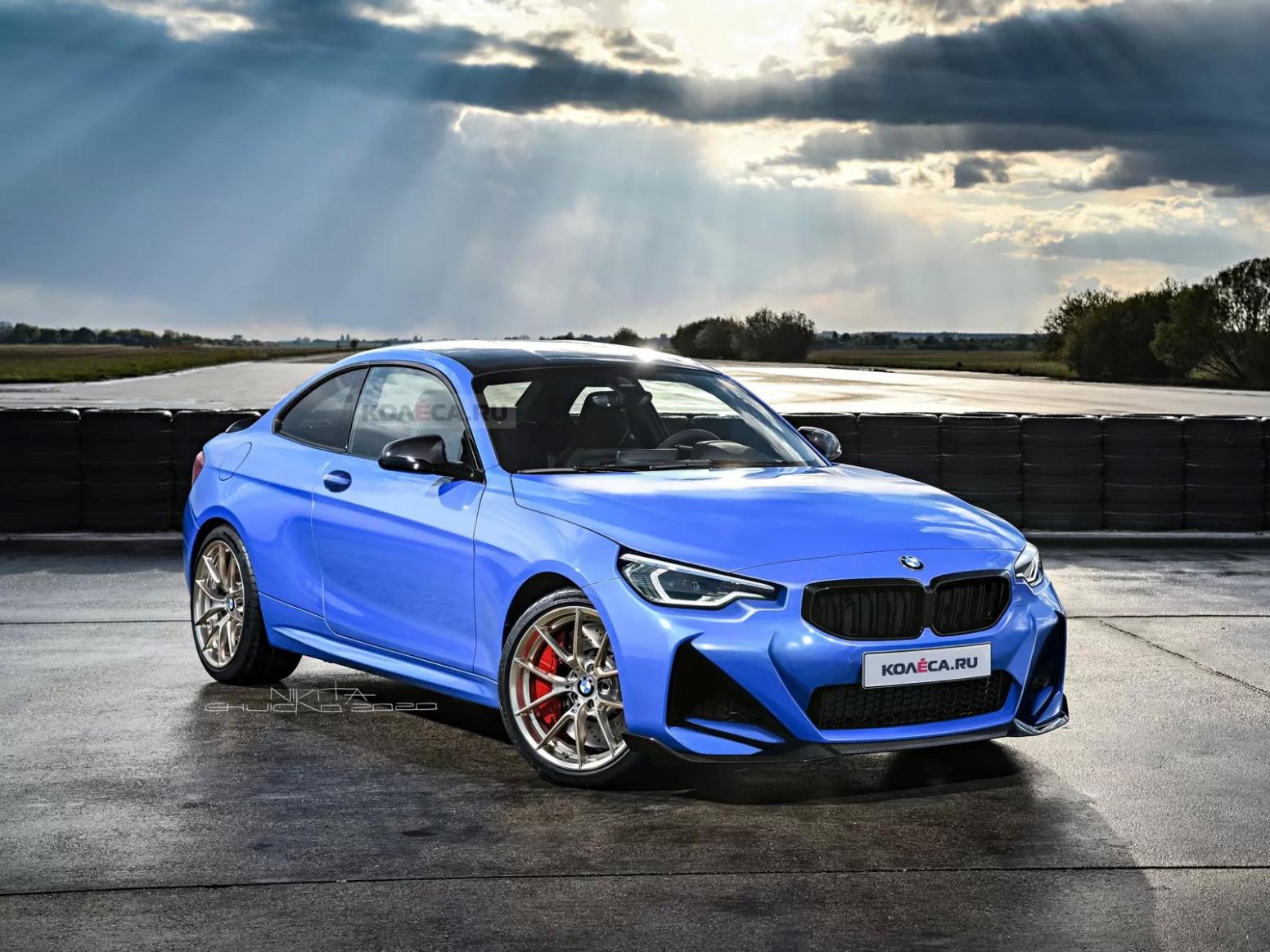 Speed Test 2022 BMW 220D Xdrive