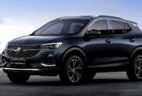 first drive 2022 buick encore gx